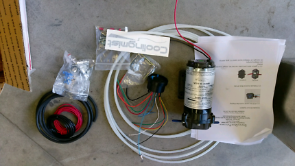 Cooling Mist water /Meth injection system