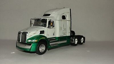 Dcp white green western star 5700 sa tractor new no box
