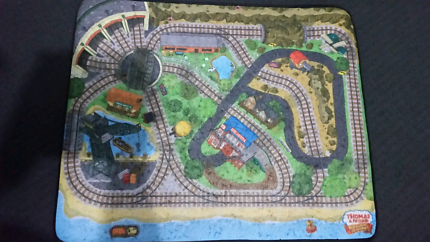 Children's Thomas The Tank Small Play Mat