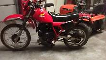 Vintage honda XL 250R 1982 Bunbury 6230 Bunbury Area Preview