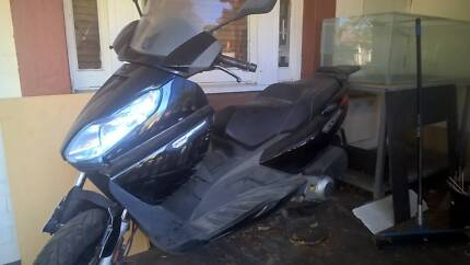 Piaggio(Vespa) 300cc X7 EVO. Stolen and recovered