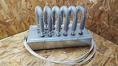 Vulcan Electric Company 6 Kw 480v 3ph Duct Heater Finned Heating Element