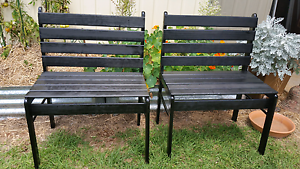 Two Black Benches Strathpine Pine Rivers Area Preview