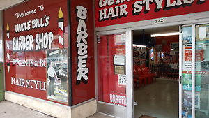 Established Barber Shop Since 1963 over 50 years in business Wetherill Park Fairfield Area Preview
