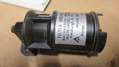 John Deere R36460 Guage Filter Minder Air Cleaner Tractor Scraper