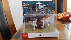 Legend of Zelda Guardian Amiibo ***BRAND NEW IN BOX*** Sydney City Inner Sydney Preview