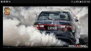 Holden VX burnout car. Vt vu vy vz Hoppers Crossing Wyndham Area Preview