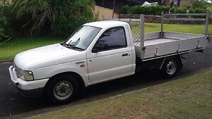 Ford Courier Ute Cardiff Lake Macquarie Area Preview