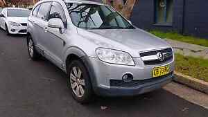 Holden Captiva LX Warrawong Wollongong Area Preview