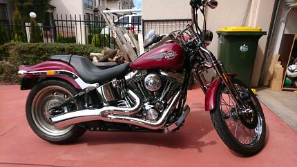 2006 Harley Davidson Softtail Springer