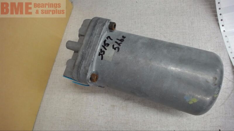 Lenz Hydraulic Return Line Filter Housing Only