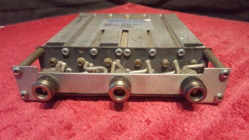 SINCLAIR 50 WATT DUPLEXER  UHF