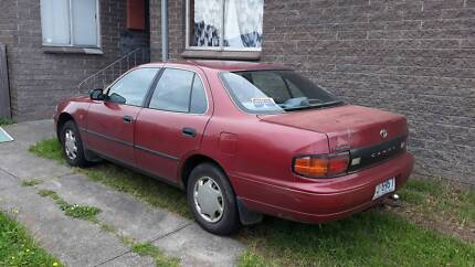 1993 Toyota Camry Sedan (Parts or repair) Hobart CBD Hobart City Preview