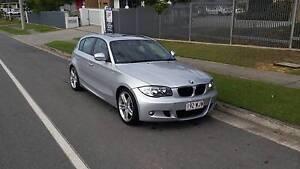 2010 BMW 123D M SPORT PACK E87 AUTO SILVER Hatchback Arundel Gold Coast City Preview