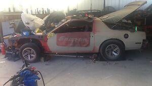 1982 Pontiac Firebird Coupe Greystanes Parramatta Area Preview