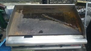 Commercial grill for sale