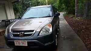 2002 honda cr-v (4x4) 4d wagon sp automatic 4cyl 2354 cc Moulden Palmerston Area Preview