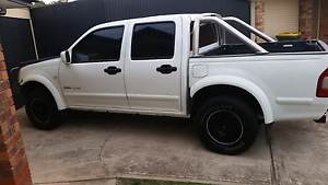 2007 HOLDEN RODEO 4X4 LOW KMS 3L TURBO DIESEL Paralowie Salisbury Area Preview