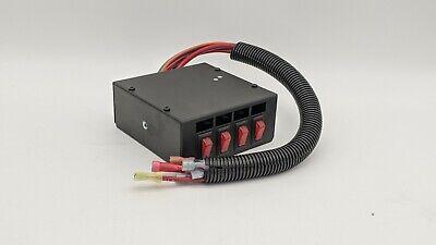 Federal Signal Sw200-12 Switchbox