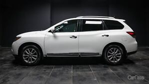 2014 Nissan Pathfinder SL THIRD ROW | LEATHER | HEATED FRONT...