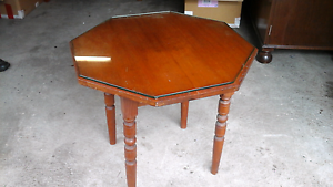 Octagonal Side Table Normanhurst Hornsby Area Preview