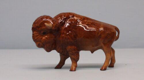 Retired Hagen Renaker American Bison