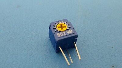 Trimmer Variable Resistor 3k Ohm 3k 47 Pcs