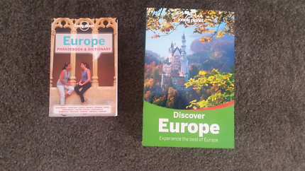 Lonely Planet Europe Books