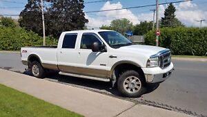 Ford F-250 King Ranch 2006