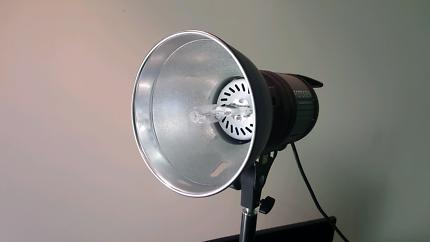 4 X 1000W Fotogen professional quartz light
