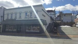 COMMERCIAL SPACE AVAILABLE KING ST. BRIDGEWATER AVAIL. NOW / JUL