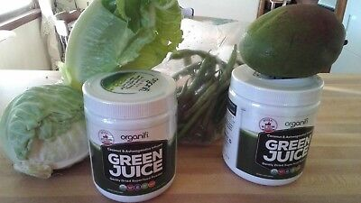 1 Organifi GREEN JUICE Summer Special New  Shipment 5/13