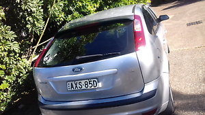 Ford focus Lx Manual Please read all description Charlestown Lake Macquarie Area Preview