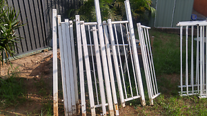 Metal Pool fence with 2 gate Kings Langley Blacktown Area Preview