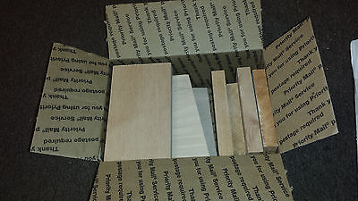 Hardwood Scrap, Lumber Wood, Hobbies - approxiamatel 3/4