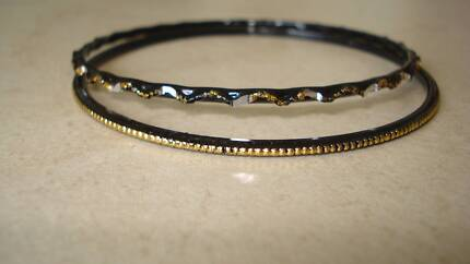 .•:*¨¨*:•.✯ Pair of Indian Bangles ✯.•:*¨¨*:•.
