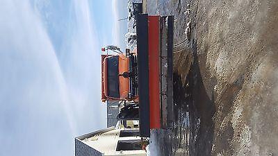 2002 Sterling L800 Plow Truck