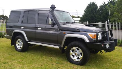 TOYOTA LANDCRUISER GLX 4X4.  Barrack Heights Shellharbour Area Preview