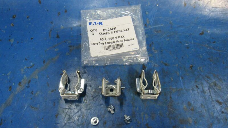 Eaton DS26FK  Type R  Fuse Adapter Kit  60A 600V