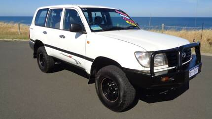 TOYOTA HZJ105 LANDCRUISER 4.2L DSL 4X4 WGN Bunbury Bunbury Area Preview