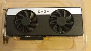 EVGA GTX 680 2GB SUPERCLOCKED SIGNATURE 2 GRAPHICS CARD Heidelberg Heights Banyule Area Preview