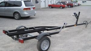 Wanted boat trailer.