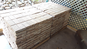 50sq mtrs Clay Pavers $200 The Gap Brisbane North West Preview