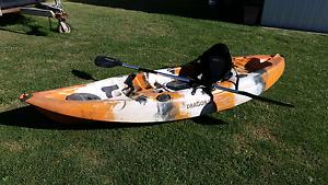 Dragon Kayak -fishing Biloela Banana Area Preview