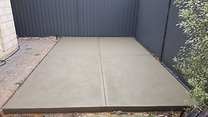 CONCRETE SHED SLABS SUPPLY & LAY  ! ! ! ! ! ! ! Rockingham Rockingham Area Preview