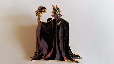 t Maleficent Villain Evil Disney Paris LE Dlrp Dlp 2004 pin (Halloween-starter)