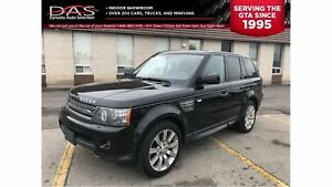 2010 Land Rover Range Rover Sport SUPERCHARGED NAVIGATION/SUNROO