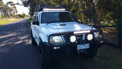 Nissan patrol 2004 st.l turbo diesel