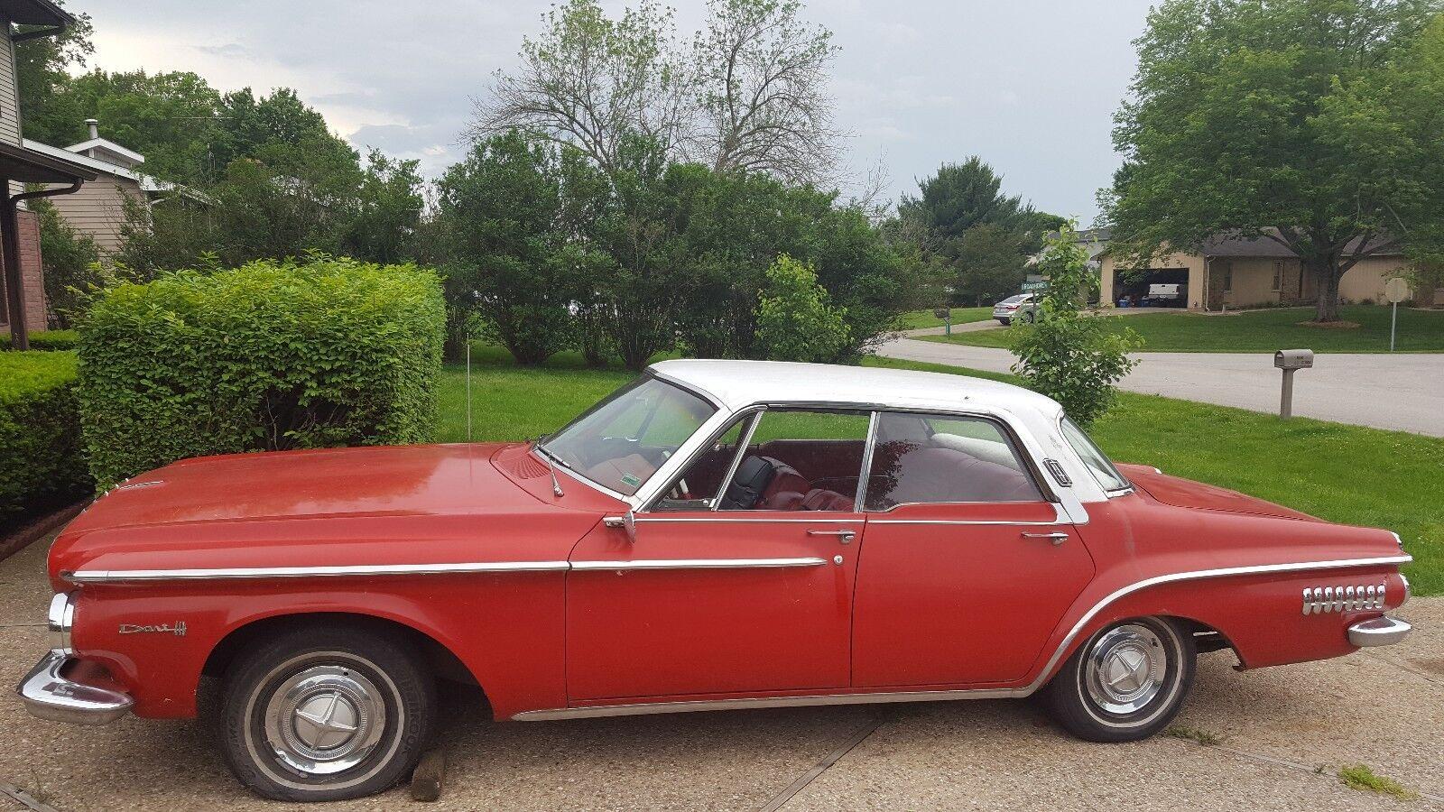 1962 Dodge Dart 440 1962 Dodge Dart 440 4 door open air sedan