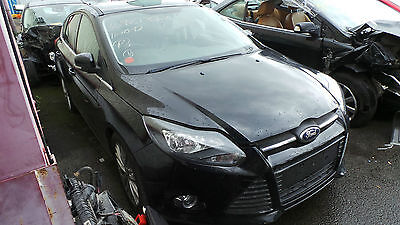 NOW IN FOR BREAKING PANTHER BLACK FORD FOCUS ZETEC 2014 PLT ALL PARTS AVAILABLE